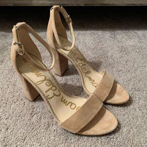 NWOT Sam Edelman Yaro Block Heel Sandal